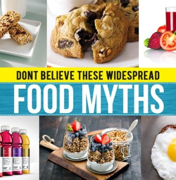 Biggest Food Myths