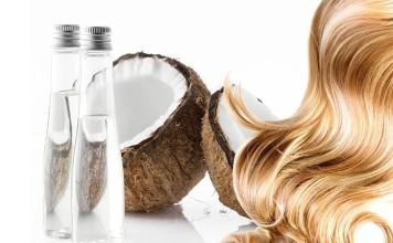 coconut oil hair treatment
