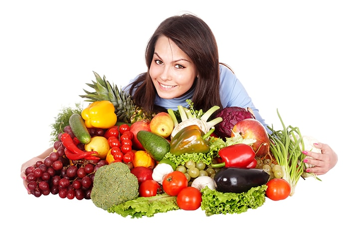 Add fruits and veggies to your diet to improve mental health