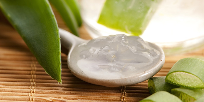 DIY Hair Conditioner with aloe vera