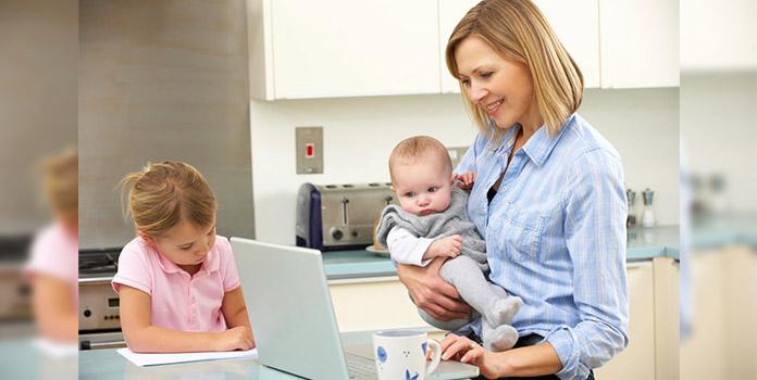 Daughters Get Financial Gains