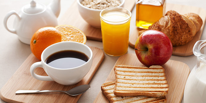 Eat Breakfast to boost metbolism