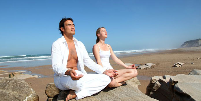Yoga Helps Us Breathe Properly
