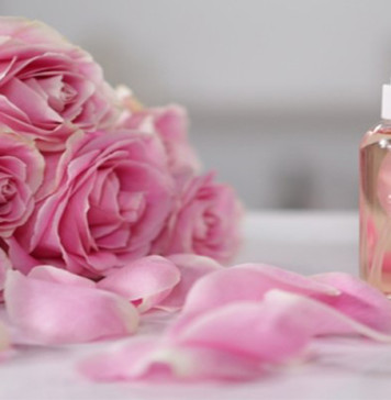 endless benefits of rose water