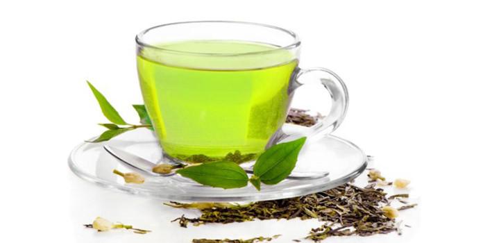 green tea for hair growth