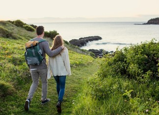 how can a walk to nature changes the brain