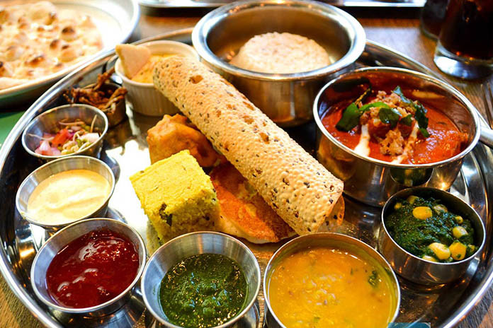 reason why indian food is so Delicacies
