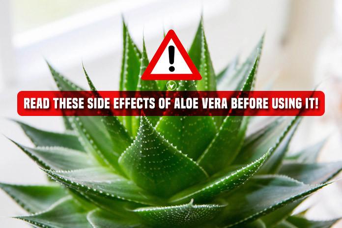 Aloe Vera Side Effects