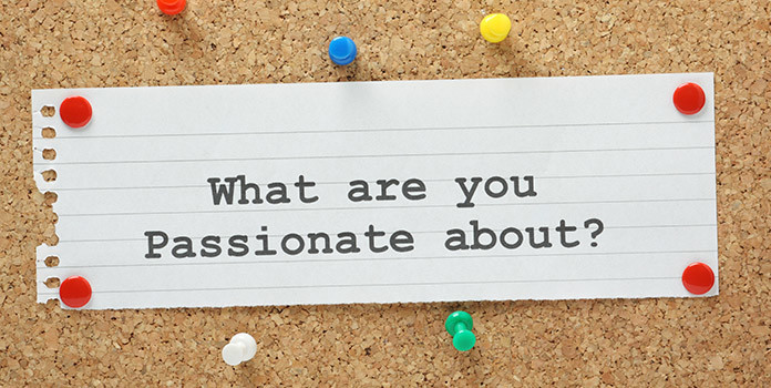 Be Passionate to get success