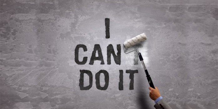 """Believe in the Power of """"I Can Do"""""""