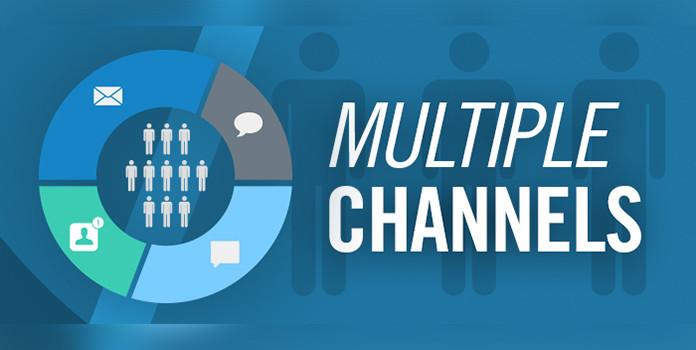 Market through Multiple Channels