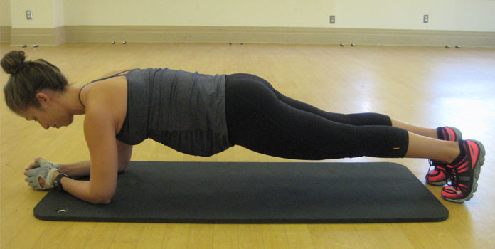 Planks during pregnancy