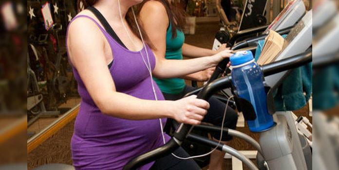 Running during pregnancy lh