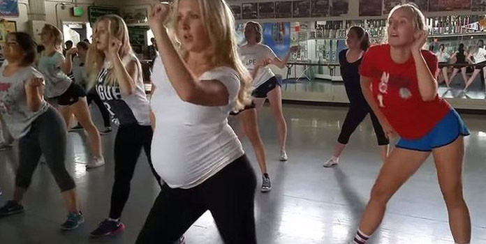 dancing during pregnancy