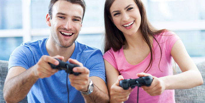play video games to be smart