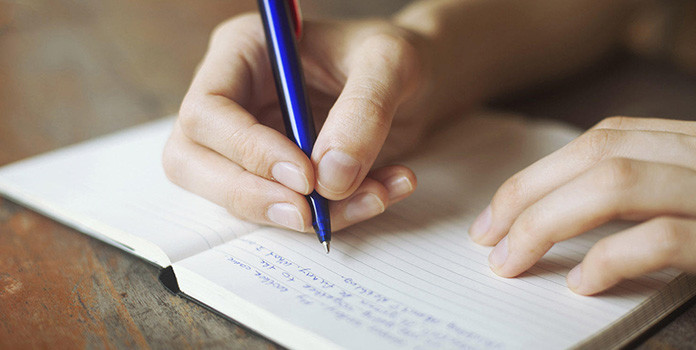 start writing to become smart