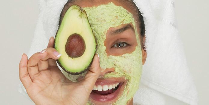 Avocado Mask for General Skin Health