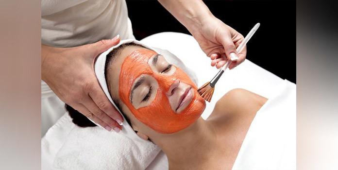 Carrot Mask for Nourishment