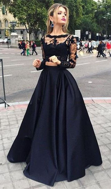 To 12 Black Prom Dresses You Should Steal! | LivingHours