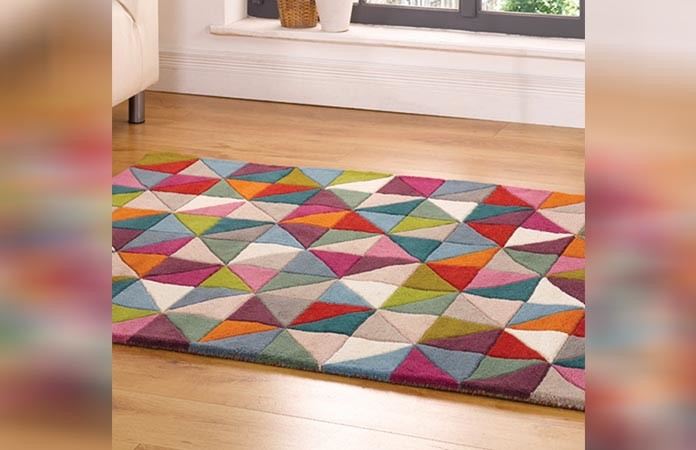 Flair Rugs Multicolored