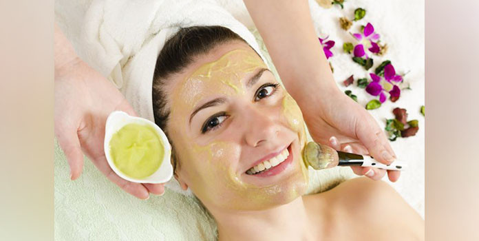 Olive Oil Mask for Dry Skin