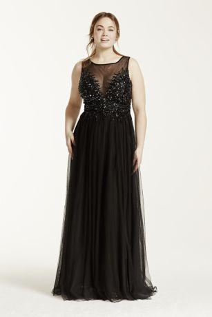 A Net Gown