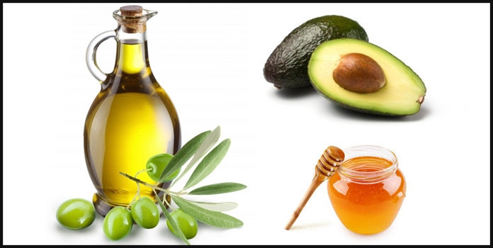 Avocado, Honey And Olive Oil Mask