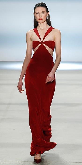 Cut Out Design Bodice Dress