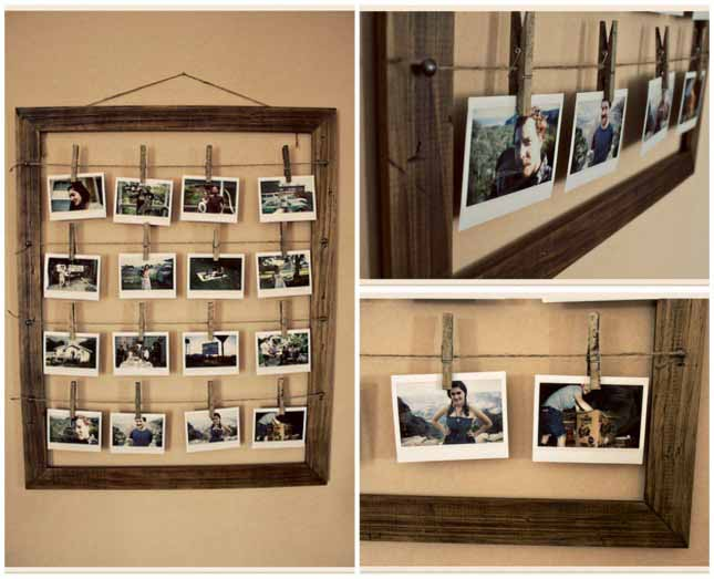 Framed Photo Collage