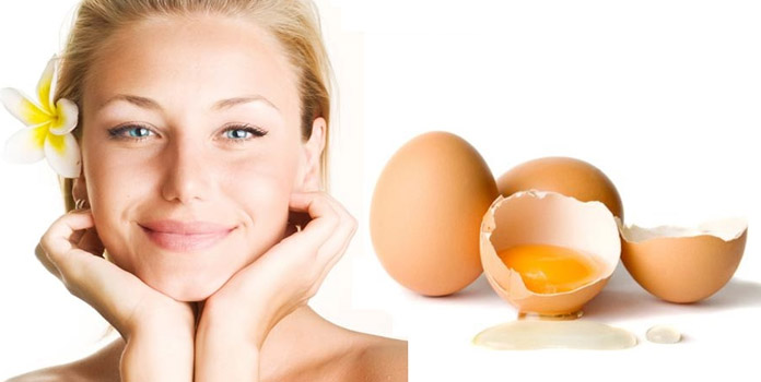 Homemade Face Mask with Egg, Honey, Oatmeal & Olive Oi
