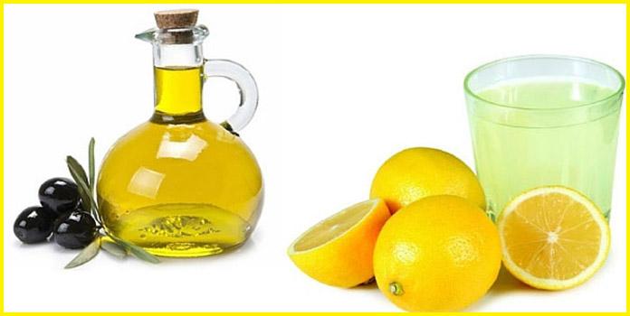 Homemade Facial Mask with Lemon