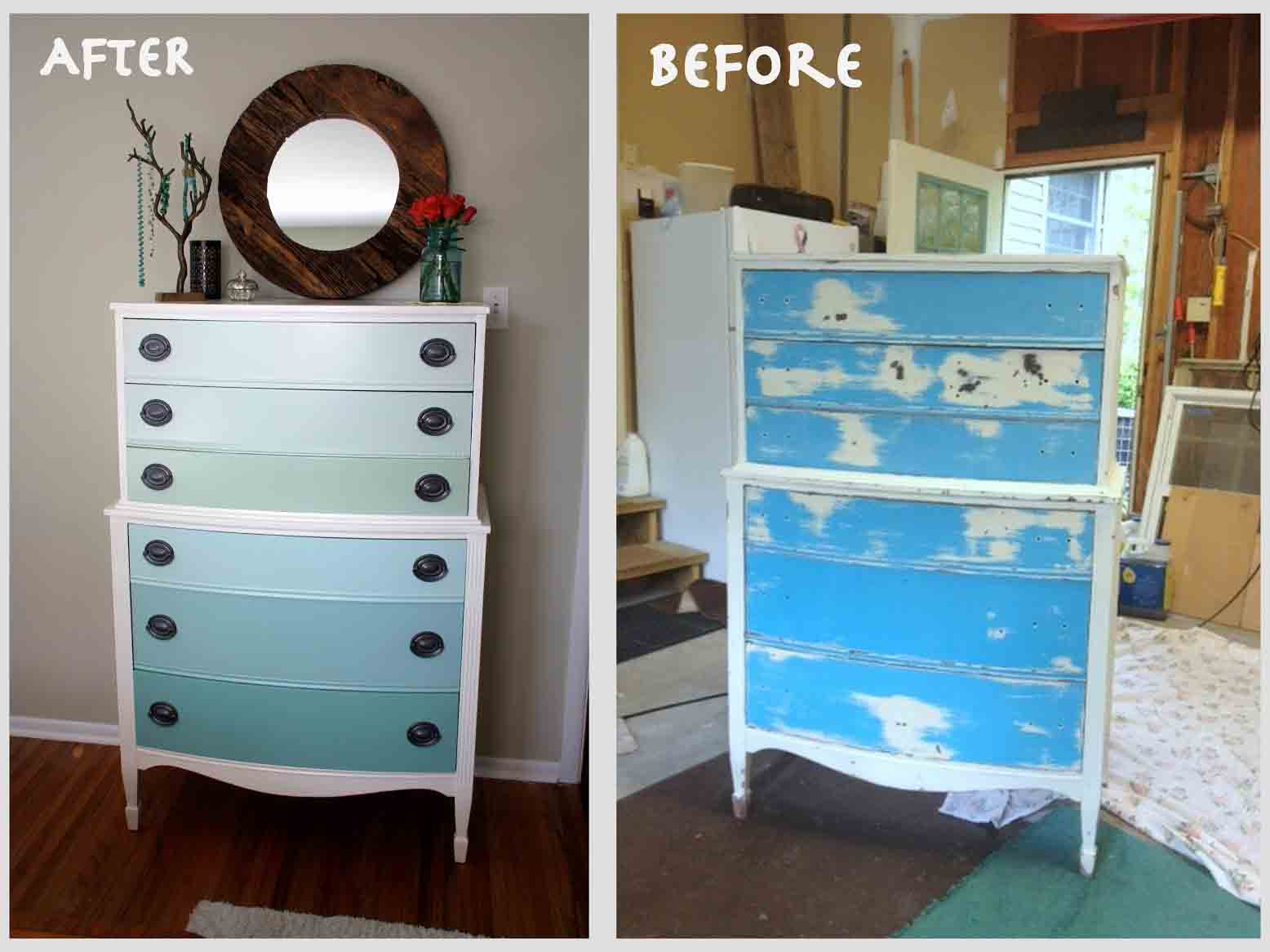 Infuse New Life to The Old Furniture