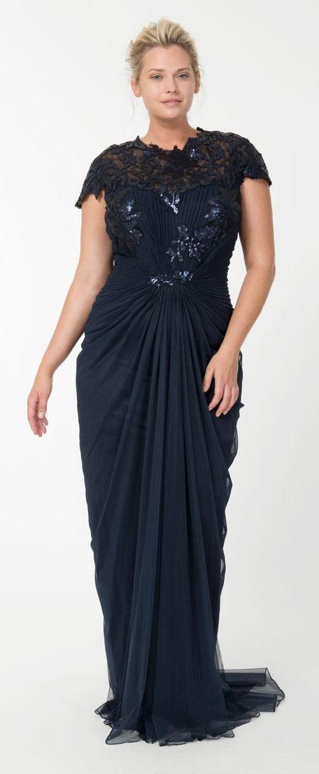 Long Sleeves V-Neck Dress