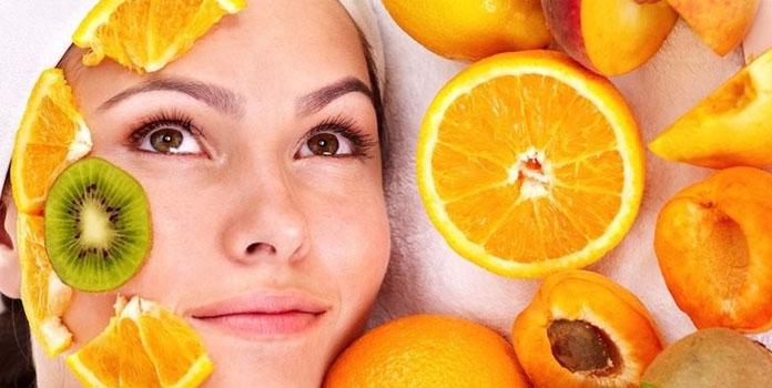 Mixed Fruit Homemade Face Mask