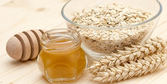 Oatmeal Homemade Facial Mask