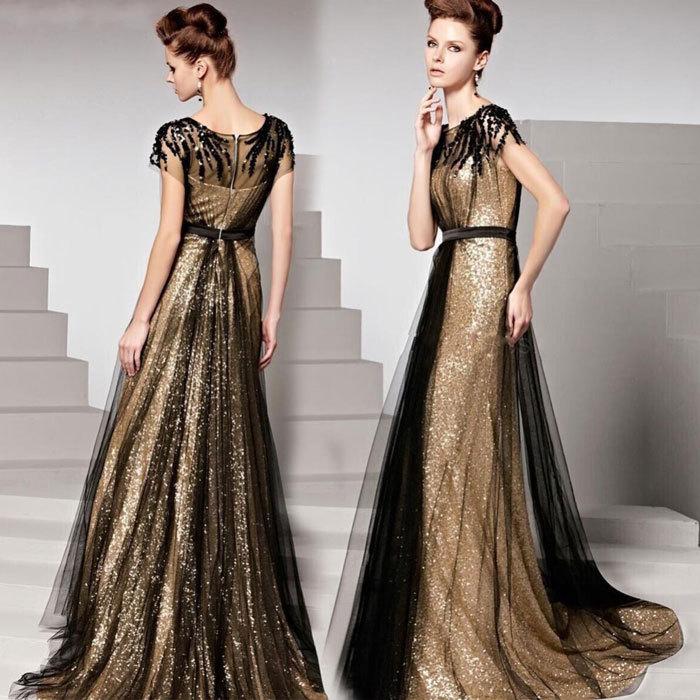 Sassy Sequined Dress