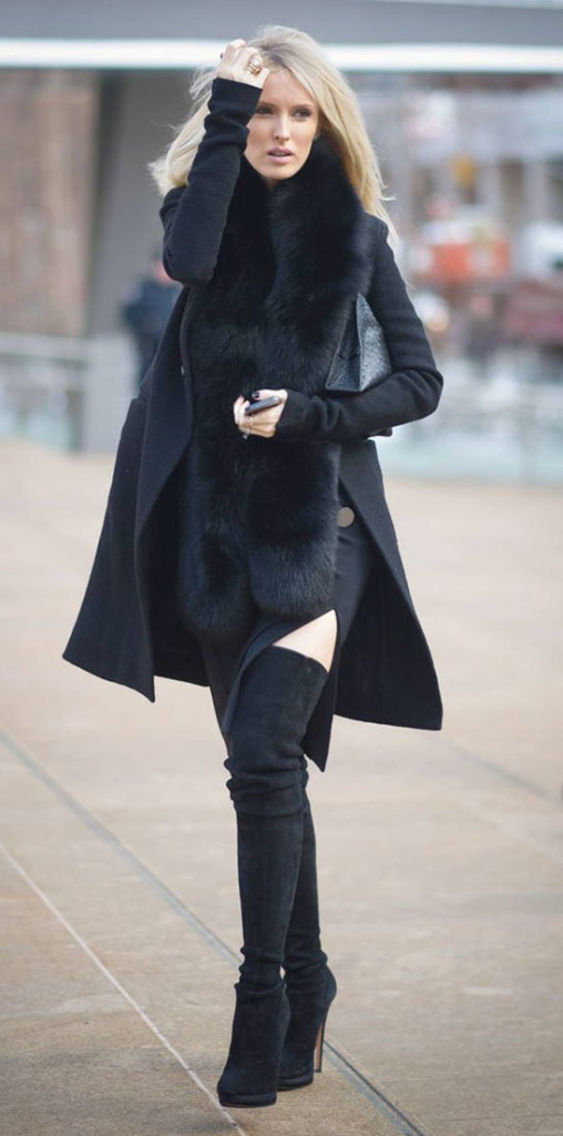 The Long Coat Trend