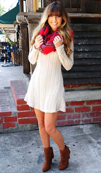 The Outdoor Dress