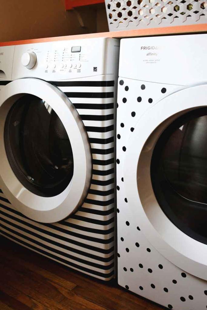 Washer & Dryer Makeover