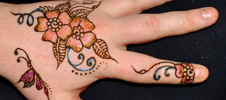 10 Inspiring Mehndi Designs For Kids Livinghours