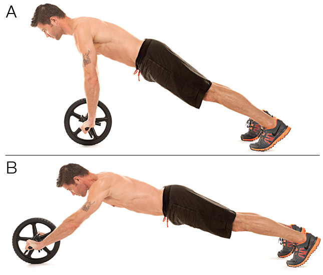 Ab Roll Out