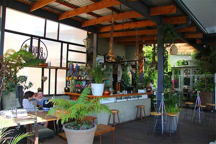 Bar Rooftop Garden