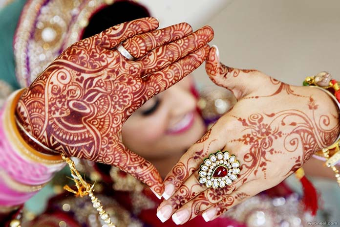 Mehndi Bridal Mehndi Design : Bridal mehndi designs to make your day special livinghours