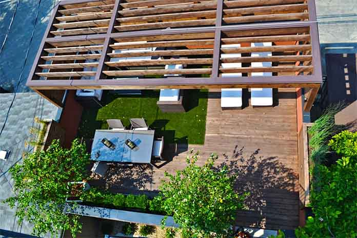 Roof garden design to make home stunning livinghours
