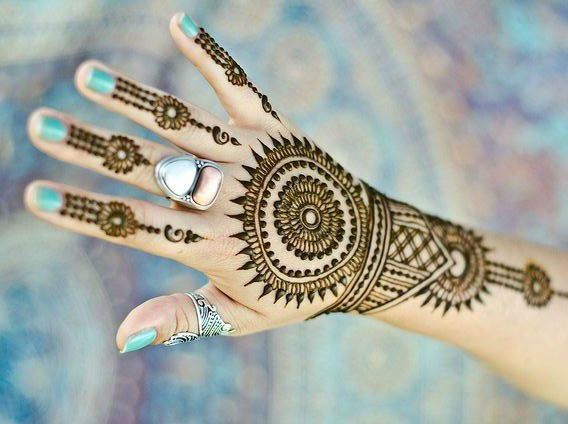 Bridal Mehndi Designs To Make Your Day Special