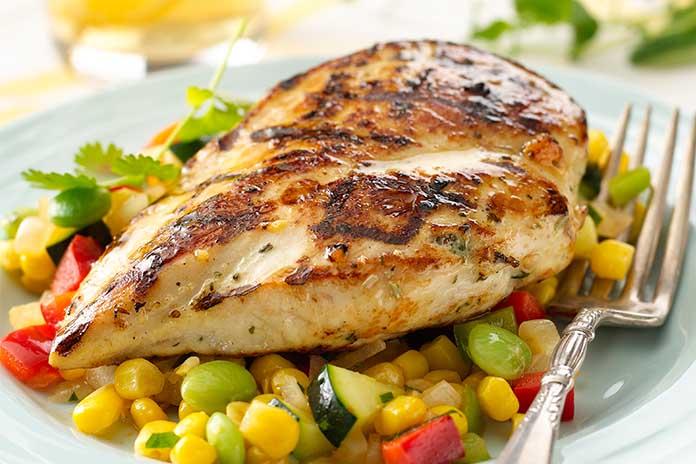 Chicken (Boneless and Skinless)