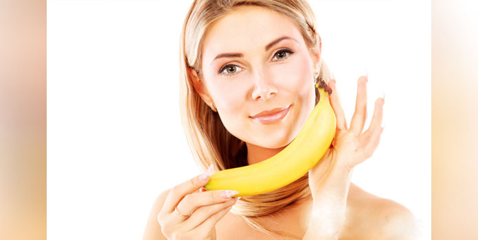 Easy Face Mask Using Banana