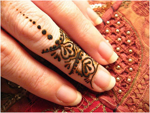 Mehndi Easy Design : Simple mehndi designs that are awesome super easy to try now