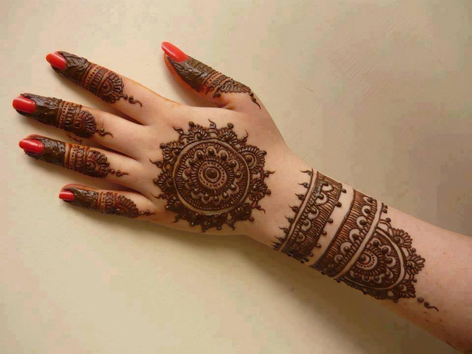 Mehndi Patterns Arabic : 16 top arabic mehndi designs for all occasions livinghours