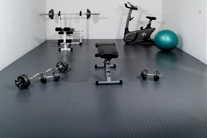 Home gym flooring ideas for best results livinghours